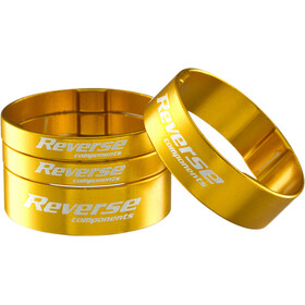 Reverse Ultra Light Spacer Set gold